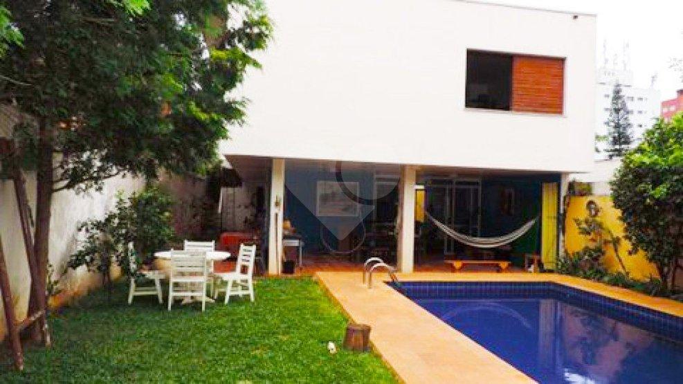 Casa de 5 dormitórios à venda em Brooklin Paulista, São Paulo - SP