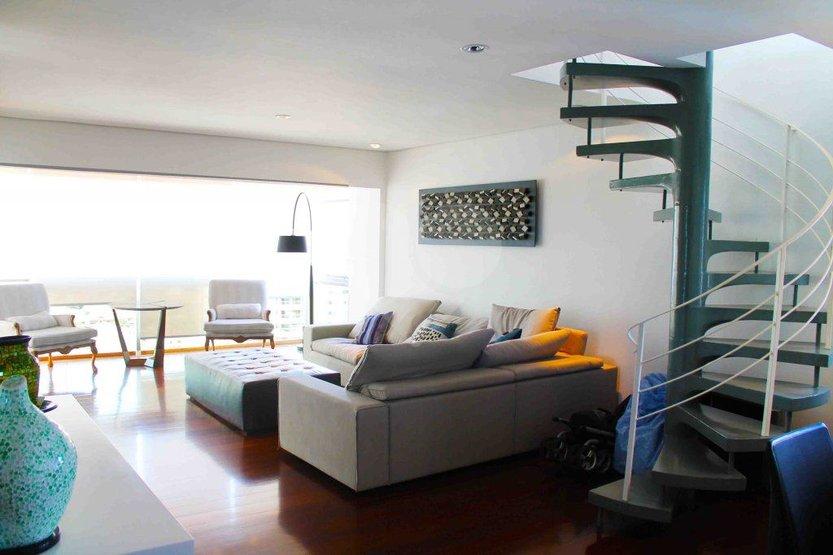 Cobertura de 3 dormitórios à venda em Chácara Santo Antônio (Zona Sul), São Paulo - SP