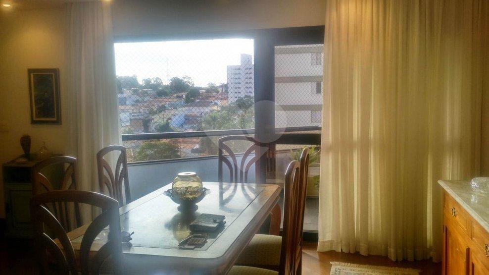 Apartamento de 4 dormitórios em Jardim Umuarama, São Paulo - SP