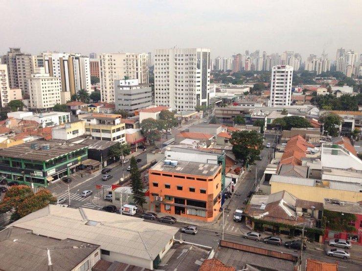 Sala à venda em Indianópolis, São Paulo - SP