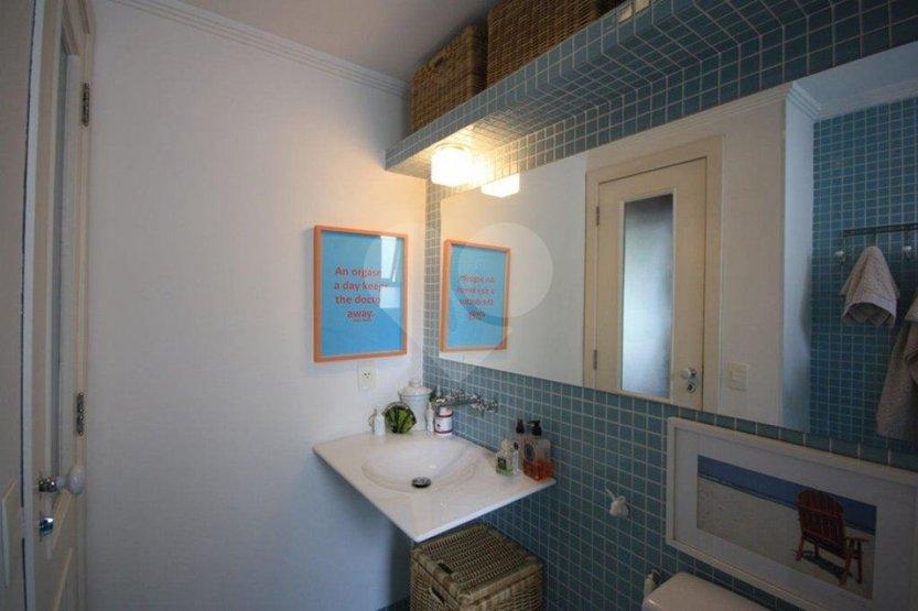 Apartamento de 1 dormitório à venda em Higienópolis, São Paulo - SP