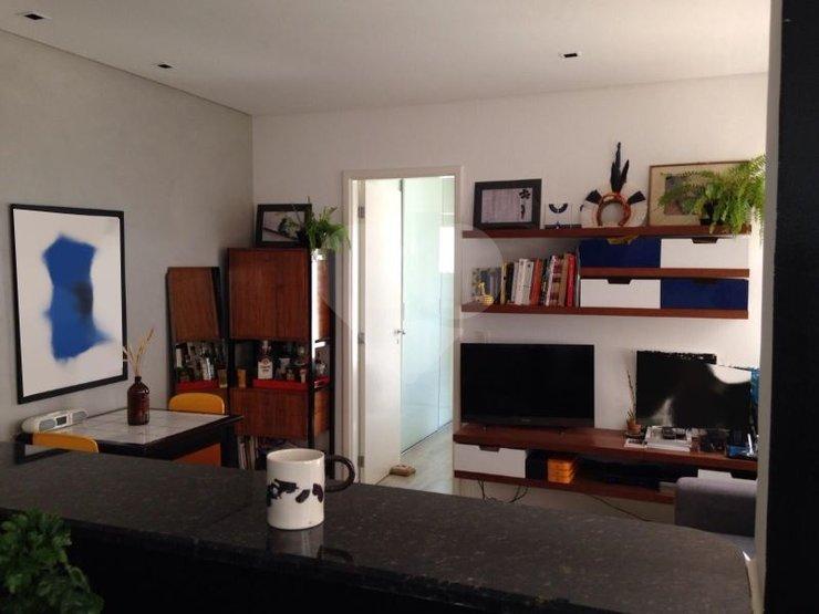 Apartamento de 1 dormitório em Vila Pompéia, São Paulo - SP