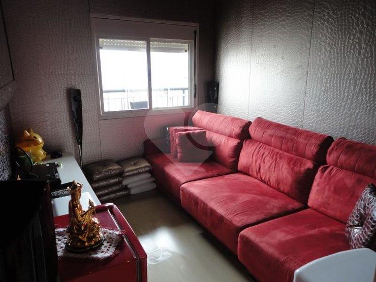 Apartamento de 2 dormitórios à venda em Morro Dos Ingleses, São Paulo - SP