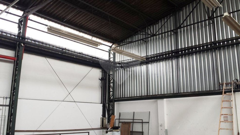 Galpão à venda em Vila Nova Conceição, São Paulo - SP