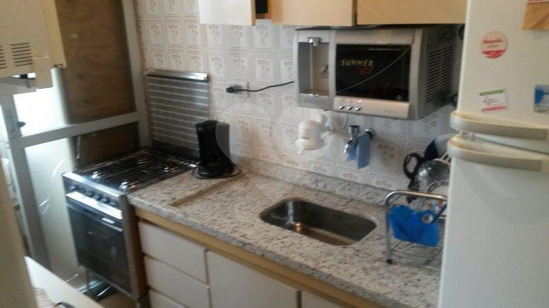 Apartamento de 1 dormitório à venda em Cambuci, São Paulo - SP
