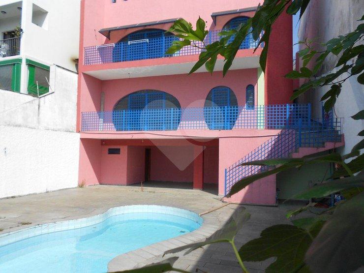 Casa de 4 dormitórios à venda em Jardim Da Glória, São Paulo - SP