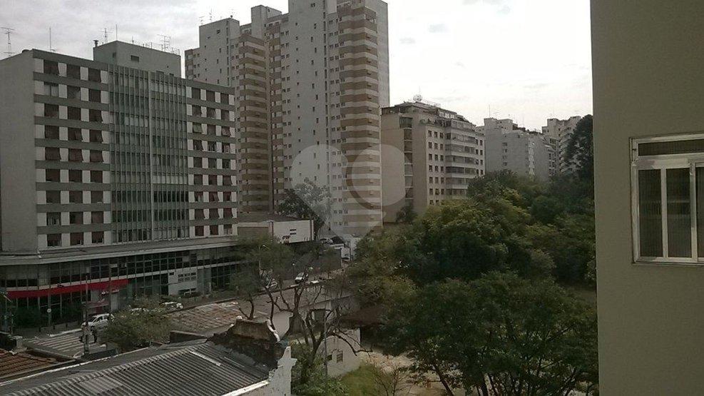 Apartamento de 1 dormitório em Consolação, São Paulo - SP