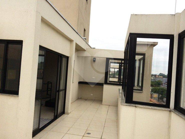 Cobertura de 2 dormitórios à venda em Parque Ipê, São Paulo - SP