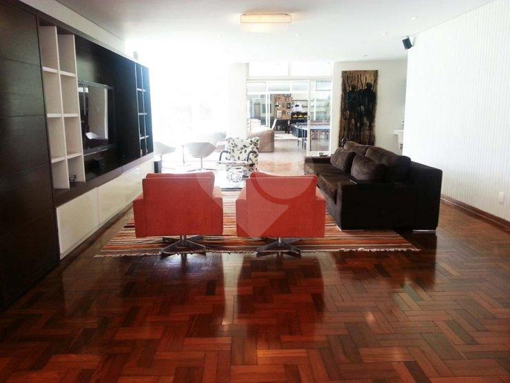Casa de 4 dormitórios à venda em Paineiras Do Morumbi, São Paulo - SP