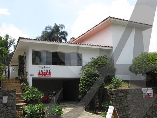 Casa de 4 dormitórios à venda em Jardim Guedala, São Paulo - SP