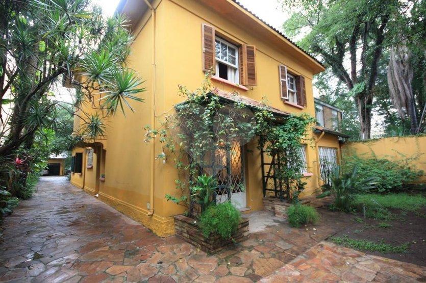 Casa de 7 dormitórios à venda em Jardim América, São Paulo - SP