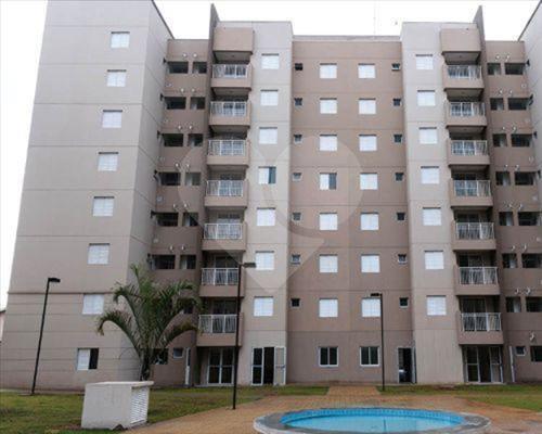 Imóvel Apartamento em Conjunto Residencial Irai Suzano SP