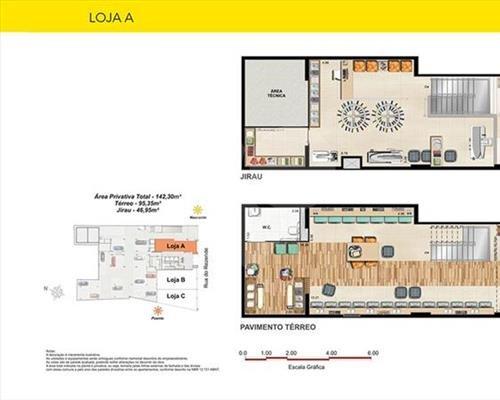 Imóvel Apartamento Mood Lapa Residencial Centro Rio de Janeiro RJ
