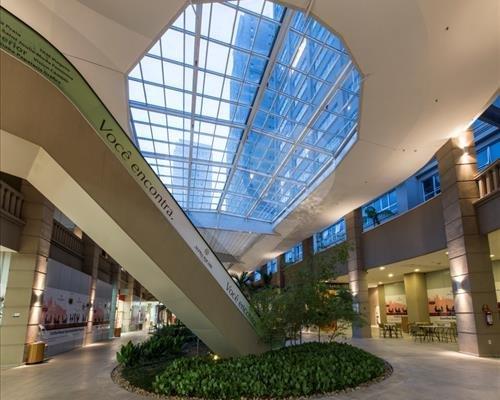 Imóvel  Alpha Square Mall Alphaville Conde II Barueri SP