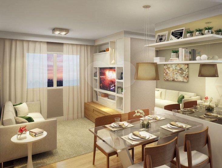 Apartamento de 2 dormitórios em Vila Prel, São Paulo - SP