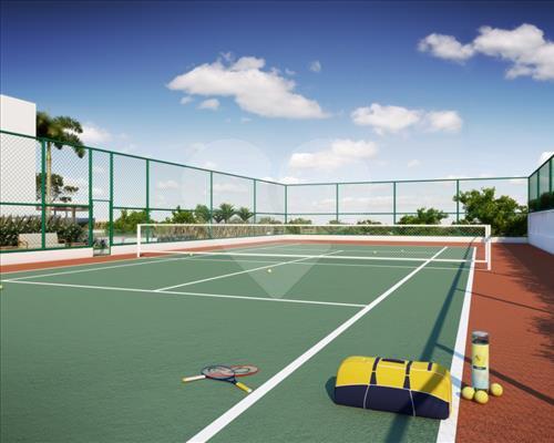 Quadra de tênis ALPHAVILLE