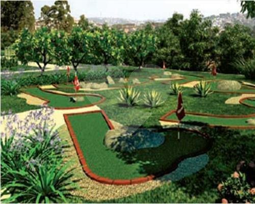 Campo de golf ALPHAVILLE