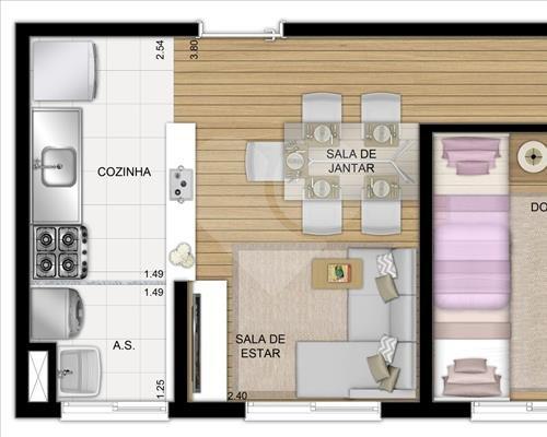 Imóvel Apartamento Plano & Vila Carmosina Vila Carmosina São Paulo SP