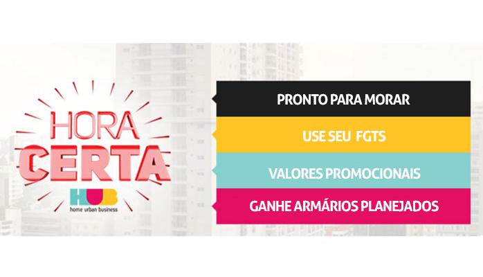 Banner Imóveis Promo Hora certa- hub