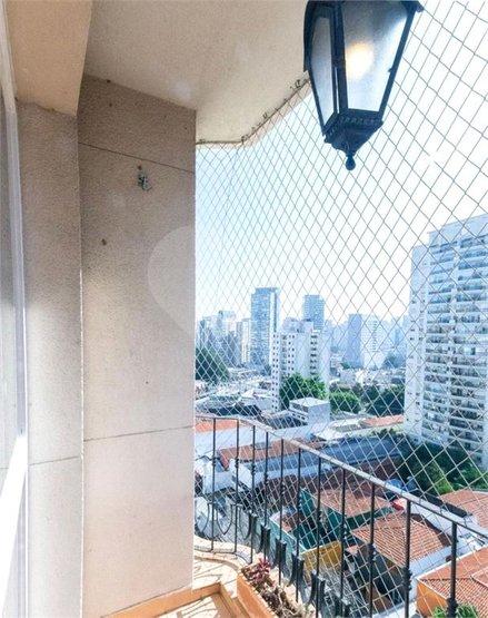 Apartamento PadrãoSão Paulo Moema