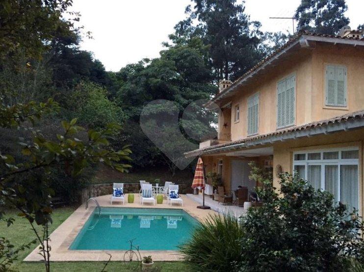 Casa TérreaBarueri Residencial Morada Das Estrelas (aldeia da Serra)