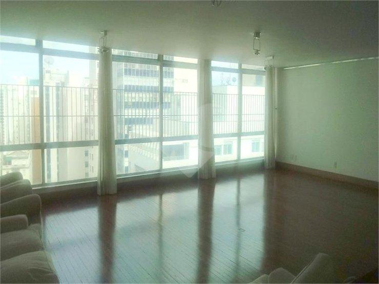 Apartamento CoberturaSão Paulo Higienópolis