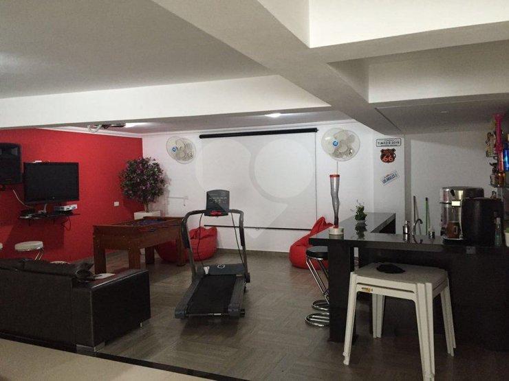 Casa SobradoSão Paulo Jardim Leonor Mendes de Barros