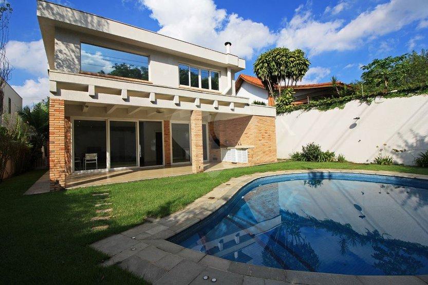 Casa TérreaSão Paulo City Pinheiros