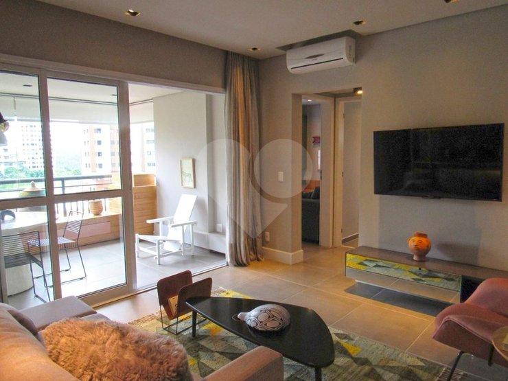 Apartamento PadrãoSão Paulo Panamby