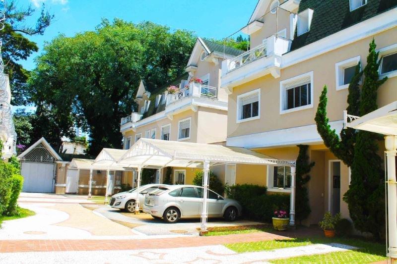 Casa de CondomínioSão Paulo Alto da Boa Vista