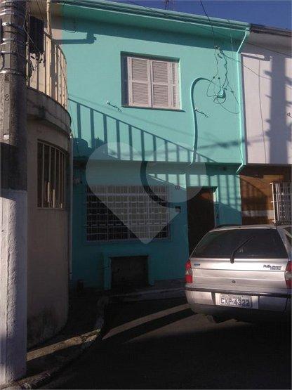 Casa TérreaSão Paulo Bom Retiro