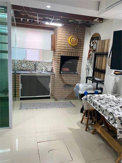 Casa de CondomínioSão Paulo Alto da Lapa