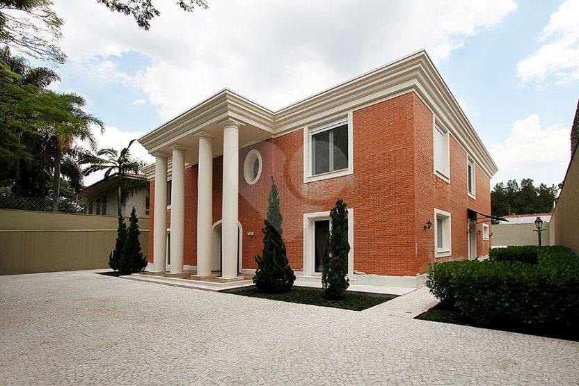 Casa TérreaSão Paulo Jardim América