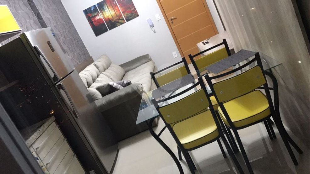 Apartamento com 1 Quarto,parque campolim, Sorocaba , 52 m²