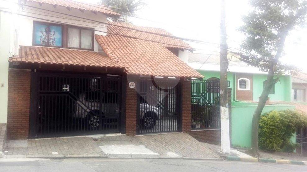 Casa TérreaSão Paulo Parque Bristol