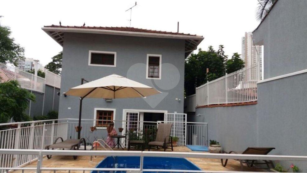 Casa SobradoSão Paulo Brooklin Velho
