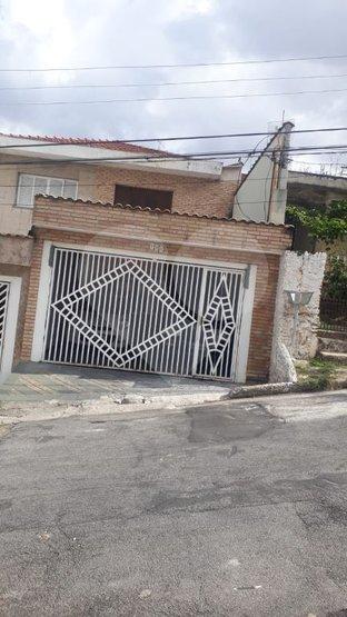 Casa SobradoSão Paulo Lauzane Paulista