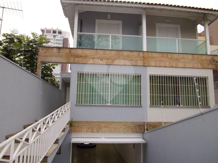 Casa SobradoSão Paulo Santa Terezinha