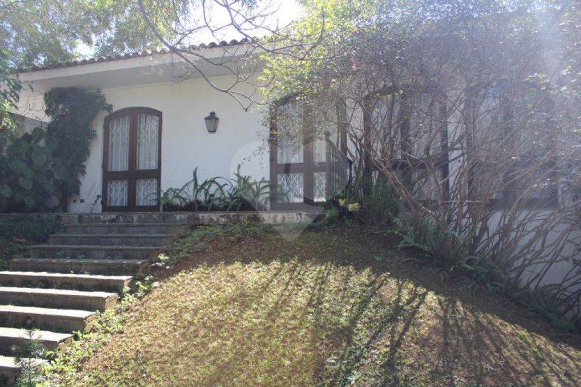 Casa TérreaSão Paulo Morumbi